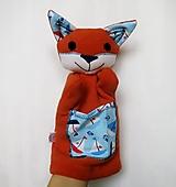 Maňuška líška - Lišiačik Moreplavec