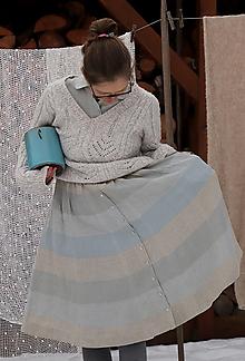 Šaty - košilové - 12872331_