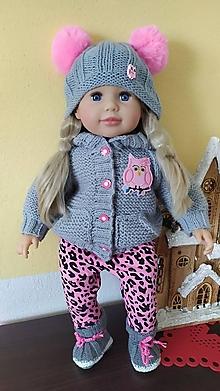 Hračky - Sally oblečenie pre bábiku . - 12872484_