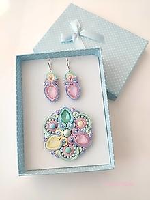 Sady šperkov - Lara sada v darčekovom balení - 12875262_