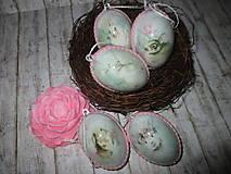 Dekorácie - Veľkonočné vajíčka - 12877996_