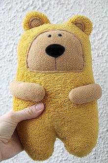 Hračky - Medveď Gilles - 12879298_