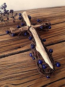 Dekorácie - kríž svoj nesieme  https://www.youtube.com/watch?v=vvwklVuX5FU - 12881778_