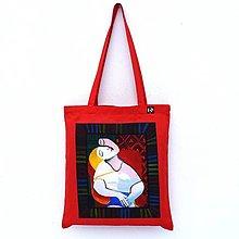 Nákupné tašky - Nákupka Zasněná - 12882558_