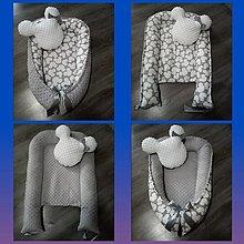 Textil - Hniezdo pre bábätko - 12882767_