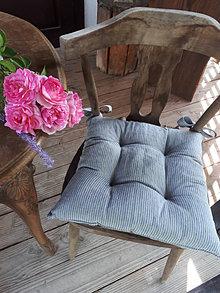 Úžitkový textil - Podsedák Farmhouse Cottage - 12884620_