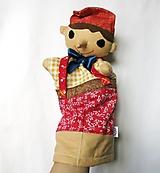Maňuška Pinocchio