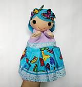 Hračky - Pinocchio - sada maňušiek na ruku - 12889745_