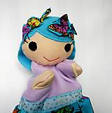 Hračky - Pinocchio - sada maňušiek na ruku - 12889746_