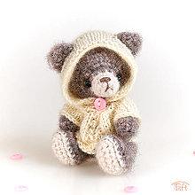 Hračky - mini-medvieďa Frederika - 12885546_