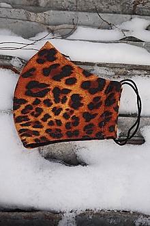 Rúška - Rúško - Leopard - 12889021_