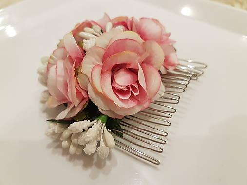 Hrebienok Rose
