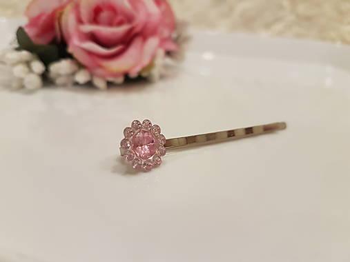Sponka - malý ružový diamant