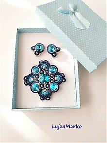 Sady šperkov - Felicity sada v darčekovom balení - 12888198_