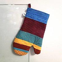 Úžitkový textil - Veselá chňapka pravá #5 - 12885550_