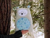 Úžitkový textil - vankúš: m a c o - ľadový - 12890891_