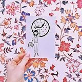 """Papiernictvo - Pohľadnica """"Bojovníčka s časom"""" - 12893070_"""