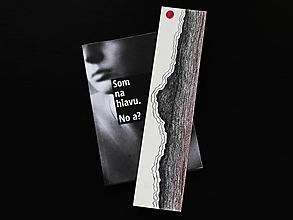 Papiernictvo - záložky do knihy . rôzne druhy /darček k nákupu alebo v balíku 2 ks/ - 12891188_