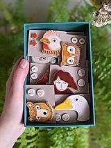 Sady šperkov - Keramický set - 12894325_