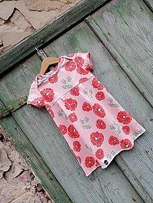 Detské oblečenie - Makovička - 12894561_