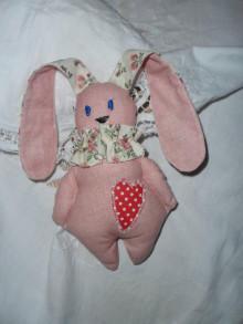 Hračky - Detská hračka - zajačik. - 12893060_