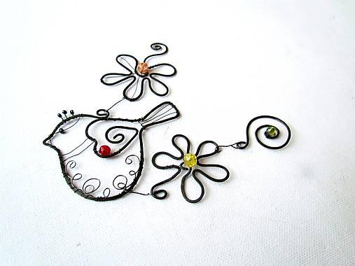 Detské doplnky - Tepaná dekorácia - 12890171_