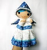Hračky - Ľadová kráľovná - sada maňušiek na ruku - 12897826_