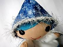 Hračky - Ľadová kráľovná - sada maňušiek na ruku - 12897830_