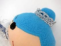 Hračky - Ľadová kráľovná - sada maňušiek na ruku - 12897833_