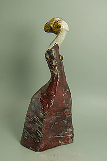 Sochy - Lady in copper - 12900357_