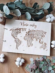 Papiernictvo - Cestovateľský fotoalbum svet - 12901572_
