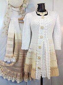 """Šaty - Exklusívny svadobný kostým """" Dolce ombré"""" - 12901976_"""
