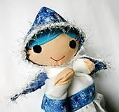 Hračky - Maňuška Ľadová kráľovná - 12901683_