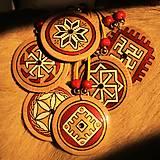 Náhrdelníky - Slovanské amulety - 12898999_