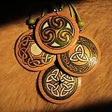 Náhrdelníky - Keltské amulety - 12899518_