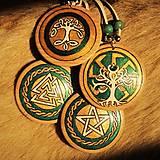 Náhrdelníky - Amulety Symboly - 12899682_