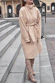 "Kabáty - Zimný kabát ""Natural "" - 12903609_"