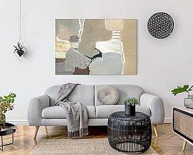 Obrazy - DECENT MELANCHOLY - REPRODUKCIA - 12900831_