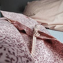 Úžitkový textil - Posteľná bielizeň - 2 sady - 12900927_