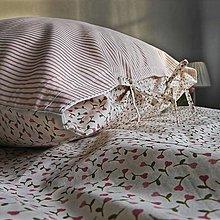 Úžitkový textil - Posteľná bielizeň - 2 sady - 12901548_