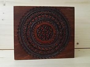 Krabičky - Šperkovnica s gravírom - 12904171_