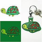 Kľúčenky - Kľúčenka podľa detskej kresbičky - 12906927_