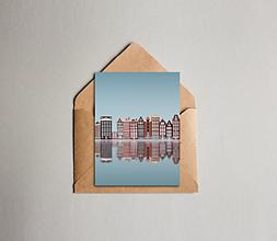 Grafika - Pohlednice - Amsterdam - 12904909_