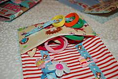 Detské doplnky - sponkovník - 12904264_