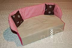 Krabičky - gaučík romantik - 12904495_