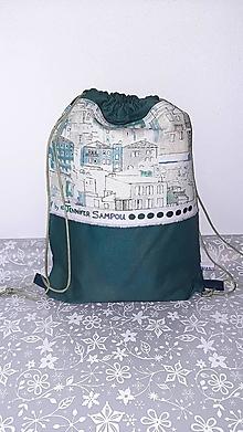 Iné tašky - Trendové vrecko - vak - 12909324_