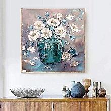 Obrazy - Biele maky 3 - 12908950_