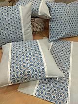 Úžitkový textil - Súprava vankúše+obrus - 12909522_