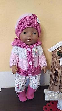 Hračky - Jani oblečenie pre bábiku. - 12907786_