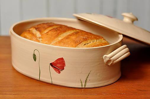Forma na pečenie chleba- Vlčí mak